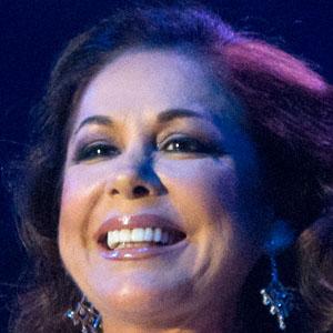 Pop Singer Isabel Pantoja - age: 64