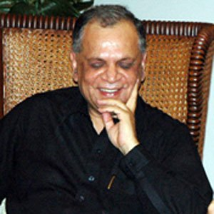Entrepreneur Iqbal Ahmed - age: 64