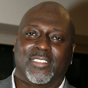 Football player Ottis Anderson - age: 60