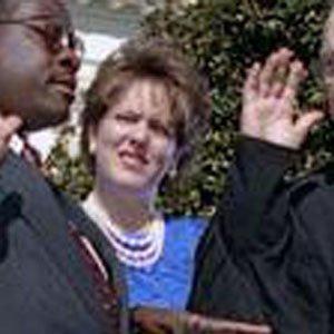 Politician Virginia Lamp Thomas - age: 63