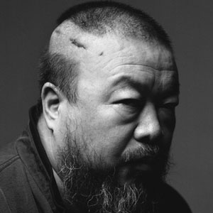Sculptor Ai Weiwei - age: 63