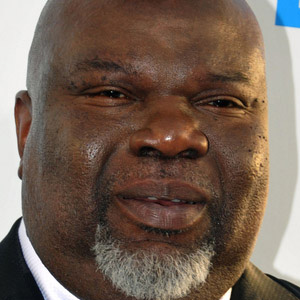 Religious Leader TD Jakes - age: 63