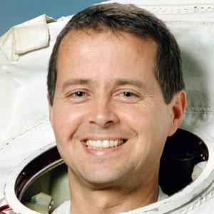 Astronaut Daniel Bursch - age: 63