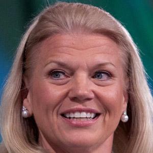 Business Executive Ginni Rometty - age: 63