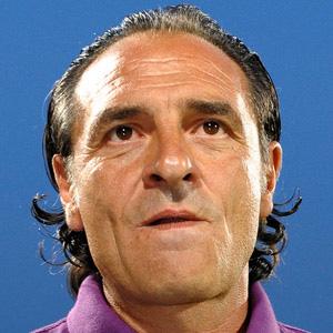 Coach Cesare Prandelli - age: 60