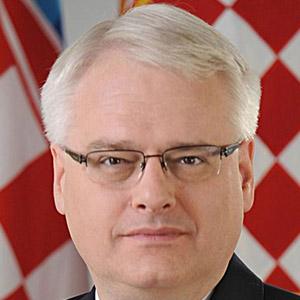 Politician Ivo Josipovic - age: 59