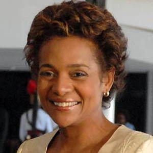 Journalist Michaelle Jean - age: 63