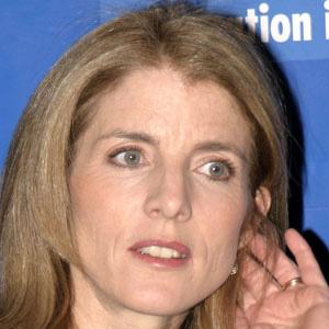 Politician Caroline Kennedy - age: 63