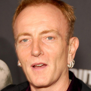 Guitarist Phil Collen - age: 60