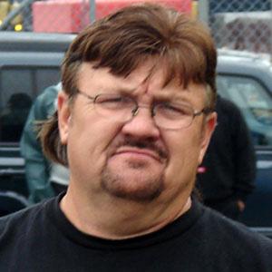 Race Car Driver Mike Harmon - age: 62