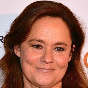 Movie actress Pernilla August - age: 62