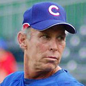 baseball player Alan Trammell - age: 59