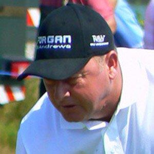 Golfer Ian Woosnam - age: 59