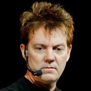 Guitarist Brian Haner - age: 63