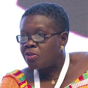 Politician Akua Dansua - age: 62