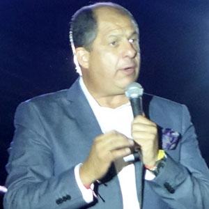 World Leader Luis Solis - age: 62