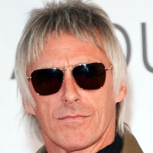 Rock Singer Paul Weller - age: 62
