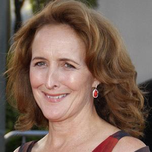 Movie actress Fiona Shaw - age: 58