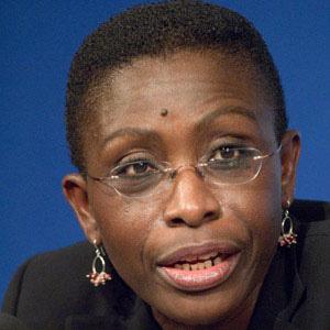 Politician Antoinette Sayeh - age: 62