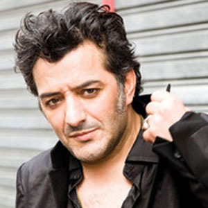 Rock Singer Rachid Taha - age: 62