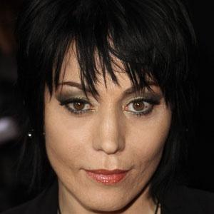 Rock Singer Joan Jett - age: 62
