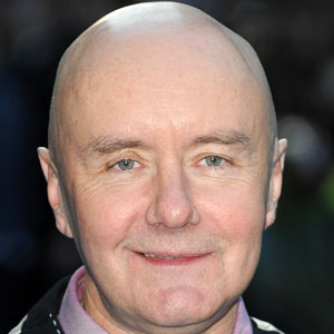 Playwright Irvine Welsh - age: 62
