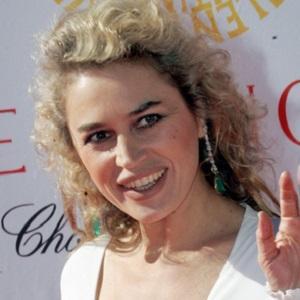 TV Actress Lory Del Santo - age: 62
