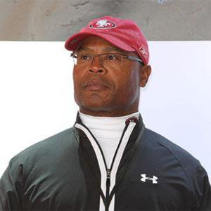 Football player Mike Singletary - age: 62