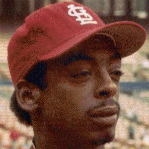 baseball player Willie McGee - age: 58
