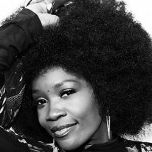 R&B Singer Lillie Mccloud - age: 59