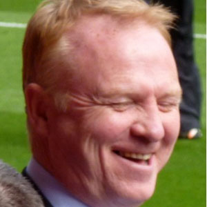 Soccer Player Alex McLeish - age: 61