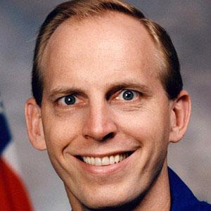Astronaut Clayton Anderson - age: 58