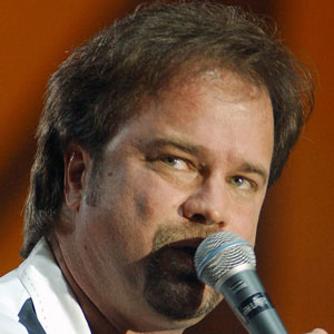 Country Singer Larry Stewart - age: 61