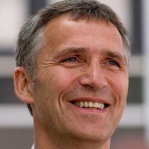 World Leader Jens Stoltenberg - age: 61