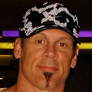 Wrestler Steve Borden - age: 61