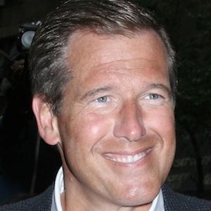 TV Show Host Brian Williams - age: 62