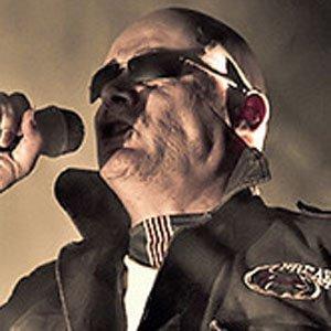 Punk Singer Andrew Eldritch - age: 62