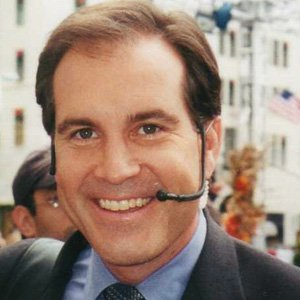 Sportscaster Jim Nantz - age: 61