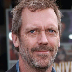 TV Actor Hugh Laurie - age: 61