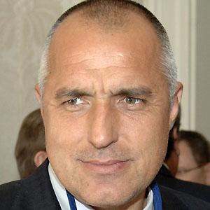 Politician Boyko Borisov - age: 61