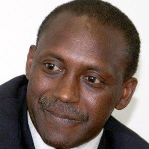 Politician Kandeh Yumkella - age: 61