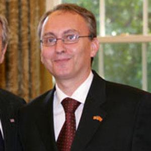 Politician Zoran Jolevski - age: 57