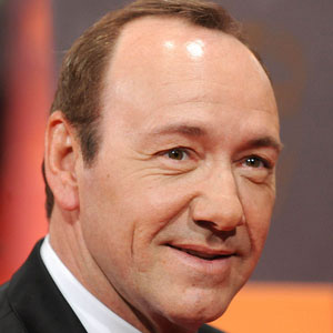 Movie Actor Kevin Spacey - age: 61