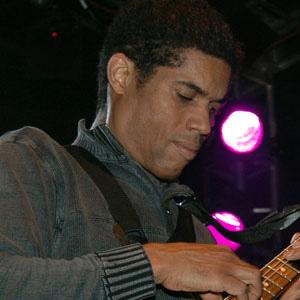 Guitarist Stanley Jordan - age: 61