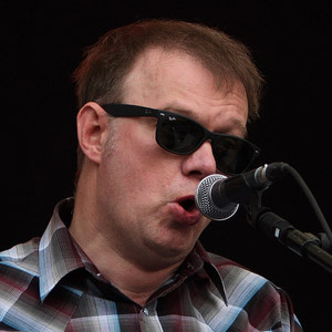 Rock Singer Edwyn Collins - age: 57