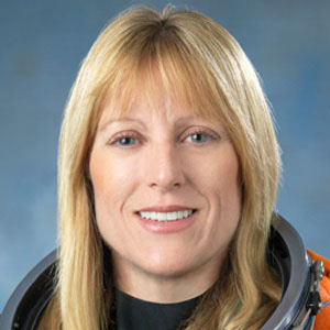 Astronaut Kathryn Hire - age: 57