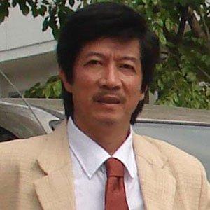 Novelist Vuong Trung Hieu - age: 57