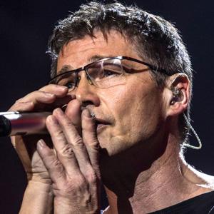 Pop Singer Morten Harket - age: 62