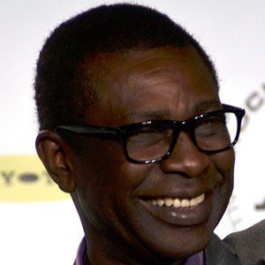 World Music Singer Youssou N'dour - age: 61