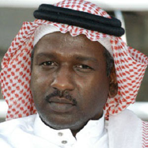 Soccer Player Majed Abdullah - age: 61